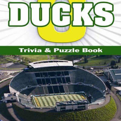 Oregon Ducks' Trivia