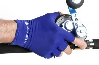 blue sun gloves