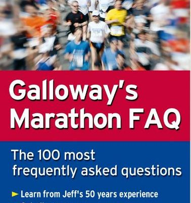 Q&A about running a marathon