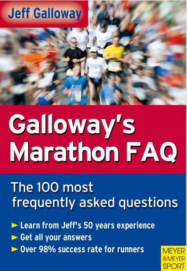 Galloways Marathon Q&A