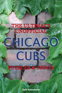 Chicago Cubs Puzzles & Trivia Cover web