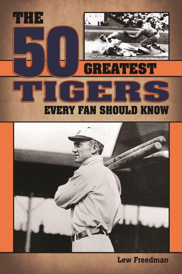 Detroit Tigers Web cvr