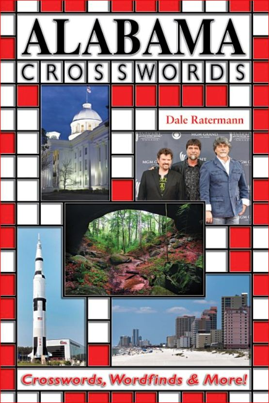 Alabama Crosswords - Cardinal Publishers Group