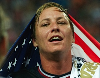 Wambach is Back