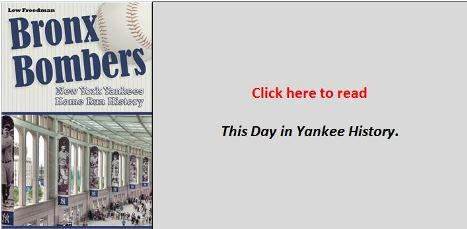 This Day in Yankee History: Oct. 1, 1949 Joe DiMaggio