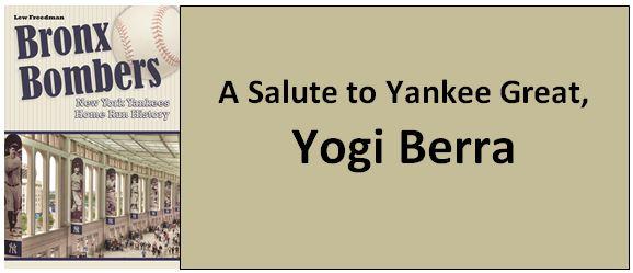 A Salute to Yogi Berra