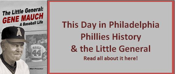 This Day in Phillies History