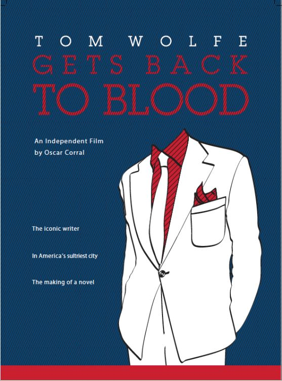 Tom Wolfe Gets Back to Blood