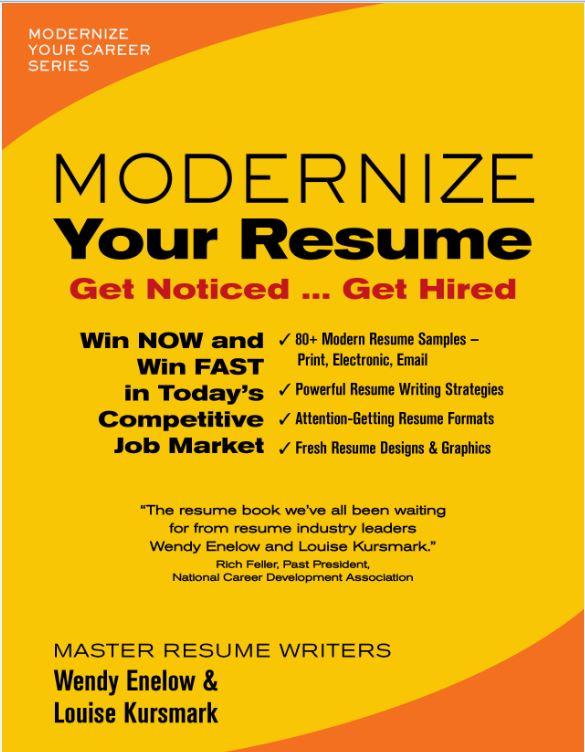 Mondernize Your Resume