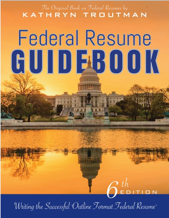 Federal Resume Guidebook 6th