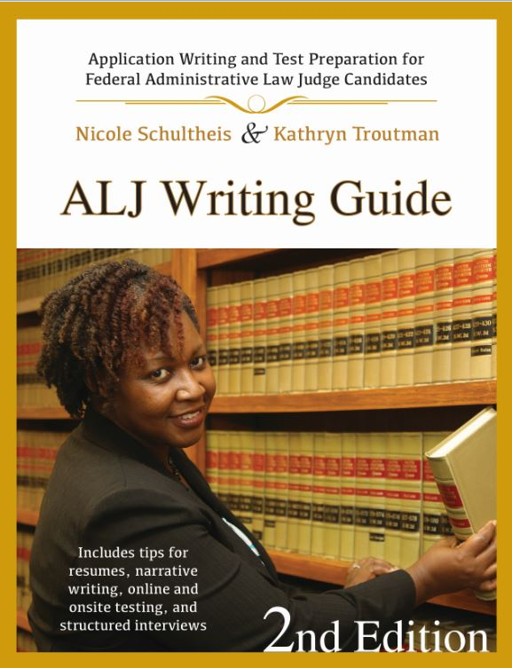 ALJ Writing Guide 2nd Ed