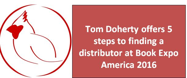 5 Steps to Finding a Distributor at Book Expo America 2016 in Chicago