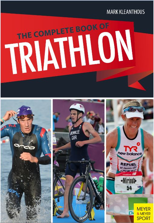 Web The Complete Book of Triathlon