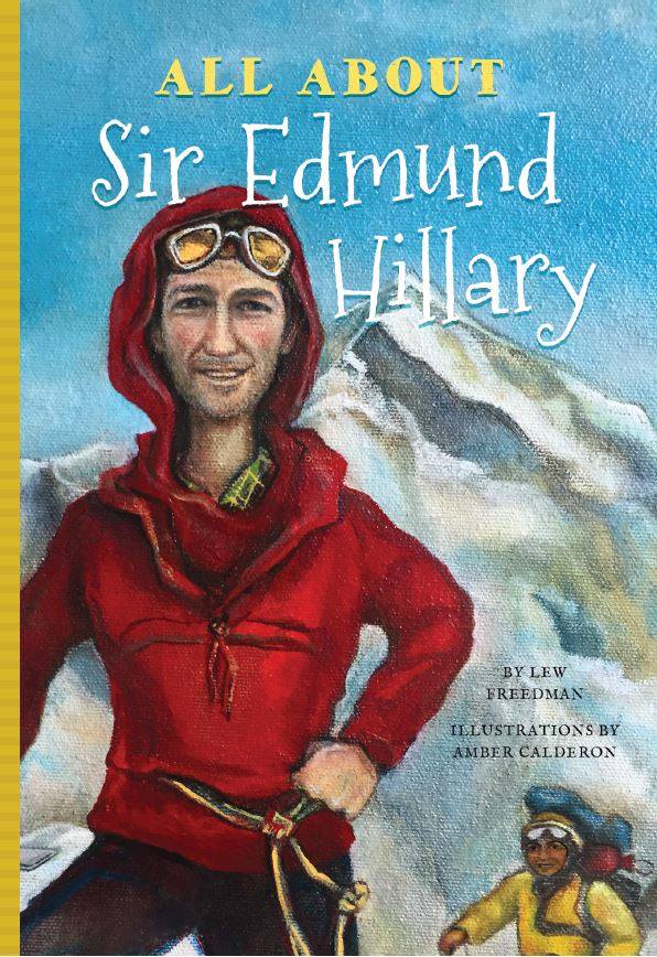 All About Sir Edmund Hillary