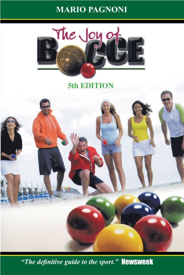 Web Bocce Cover