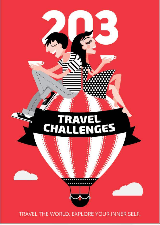 Web 203 Travel Challenges