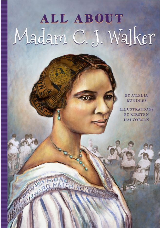 Web Cover Madam CJ Walker