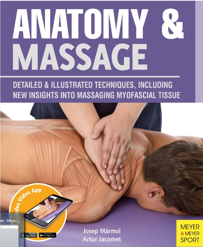Web Anatomy & Massage Cover