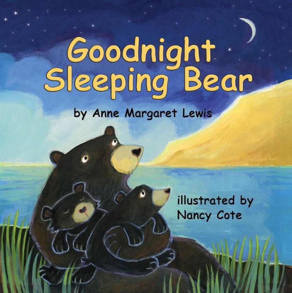 Web Goodnight Sleeping Bear