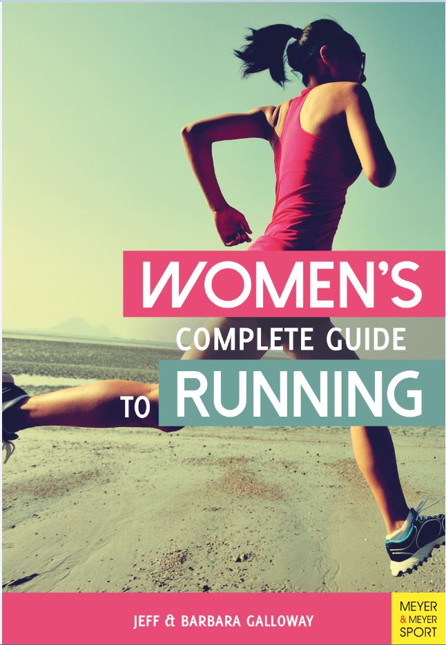 Web Women's Complete Guide to Running