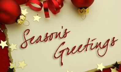 Season's Greetings to All